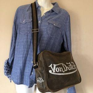Von Dutch Shoulder Bag